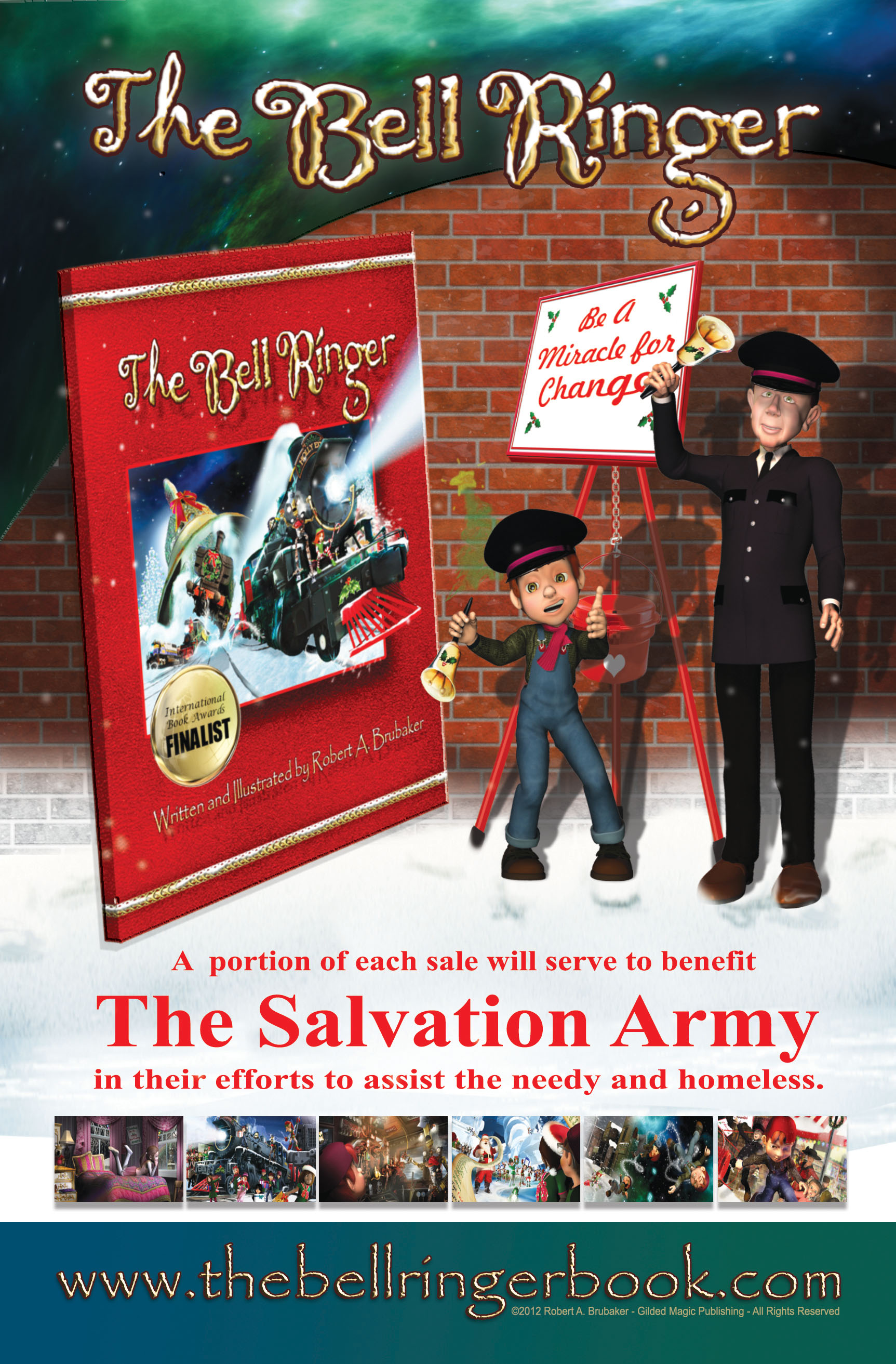 SALVATION ARMY PROMO